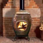 African Earth Fireplace - haarden