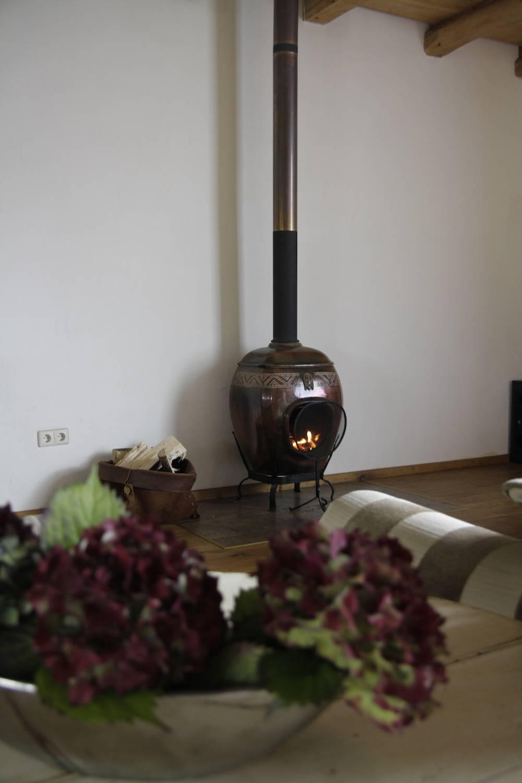 African Flame Pothaard African Earth sfeerbeeld