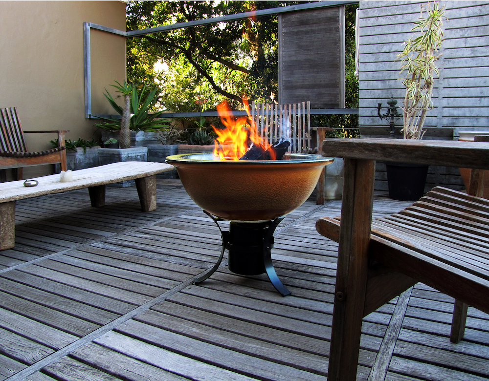 African Flame by Art of Fire Fire-Pit 3 kopie