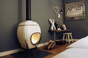 African Flame pothaard sfeerbeeld 1